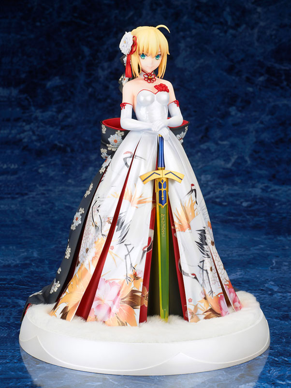 Fate/stay night『セイバー 着物ドレスVer.』1/7 完成品フィギュア-003