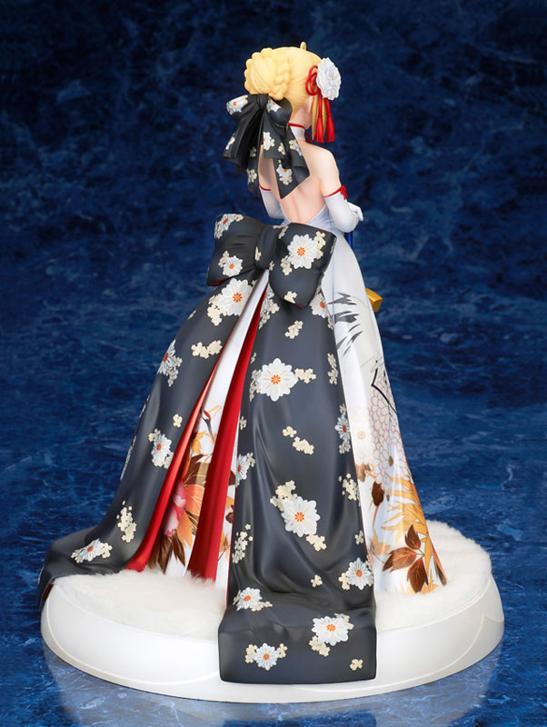Fate/stay night『セイバー 着物ドレスVer.』1/7 完成品フィギュア-008