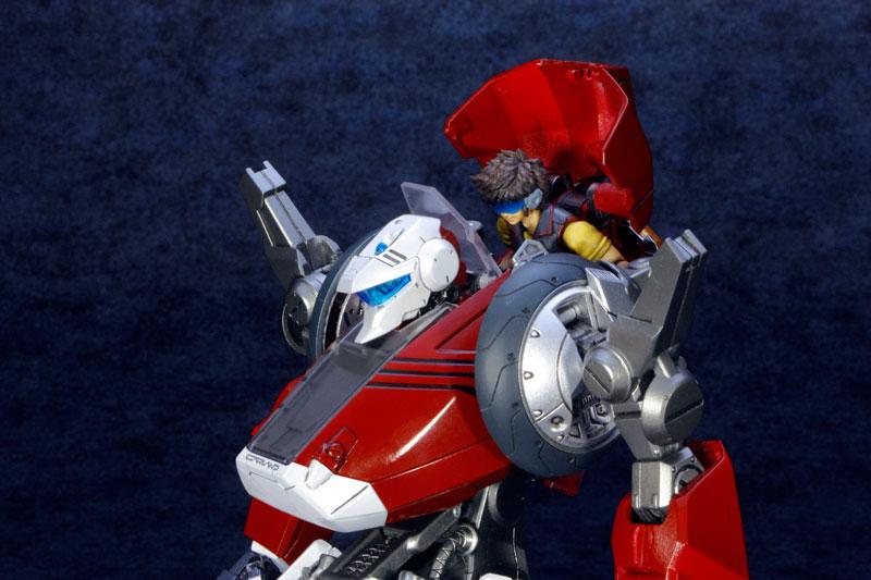 EX合金『ガーランド』メガゾーン23 可変可動フィギュア-001
