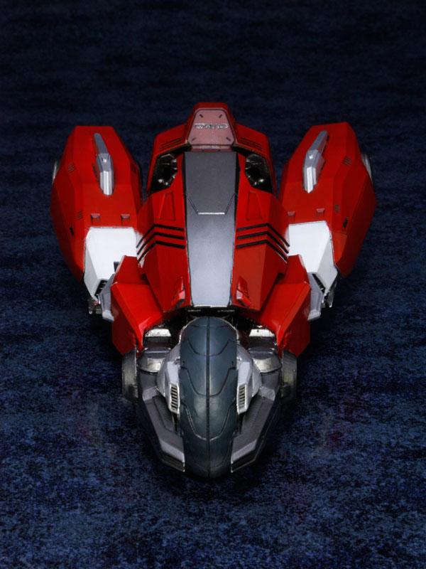 EX合金『ガーランド』メガゾーン23 可変可動フィギュア-007