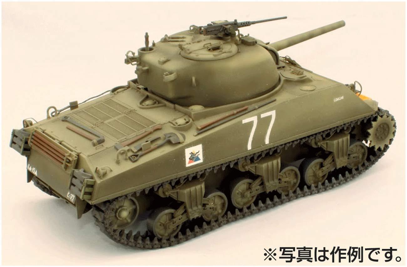 """1/35『M4A3 75mm 後期型 """"クーガー""""』プラモデル-002"""
