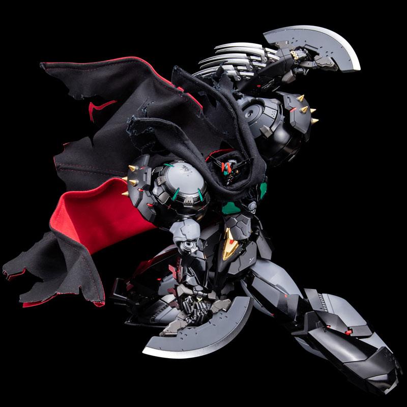 RIOBOT『ブラックゲッター』ゲッターロボ デヴォリューション-宇宙最後の3分間- 可動フィギュア-006