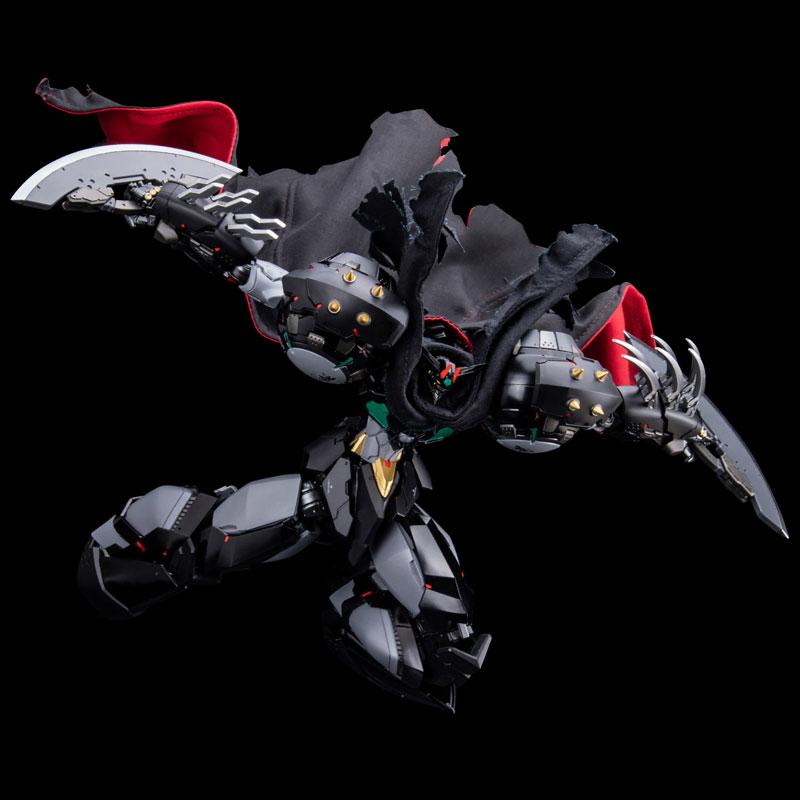 RIOBOT『ブラックゲッター』ゲッターロボ デヴォリューション-宇宙最後の3分間- 可動フィギュア-007