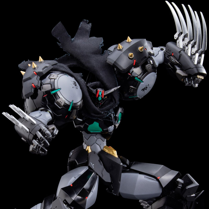 RIOBOT『ブラックゲッター』ゲッターロボ デヴォリューション-宇宙最後の3分間- 可動フィギュア-008