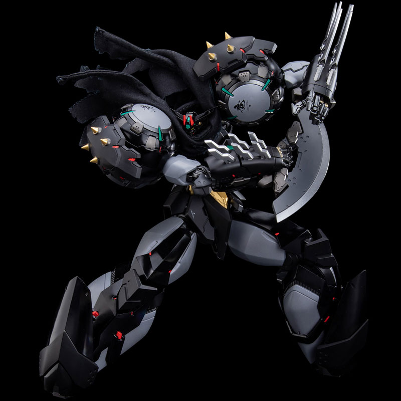 RIOBOT『ブラックゲッター』ゲッターロボ デヴォリューション-宇宙最後の3分間- 可動フィギュア-009