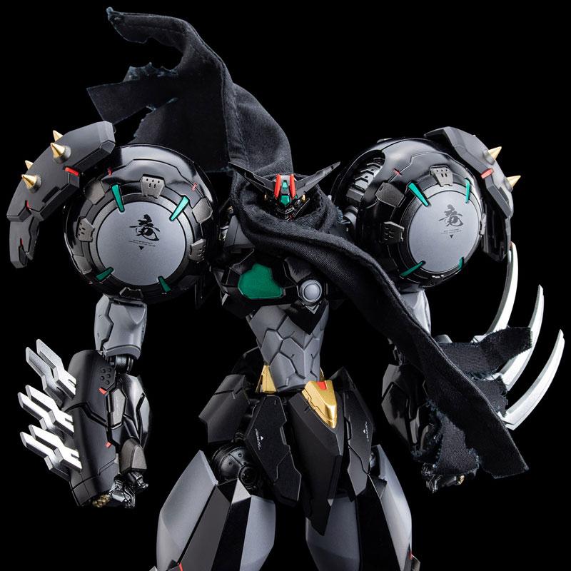 RIOBOT『ブラックゲッター』ゲッターロボ デヴォリューション-宇宙最後の3分間- 可動フィギュア-011