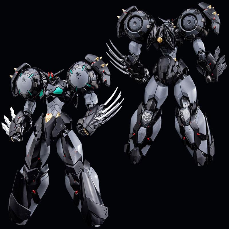 RIOBOT『ブラックゲッター』ゲッターロボ デヴォリューション-宇宙最後の3分間- 可動フィギュア-012
