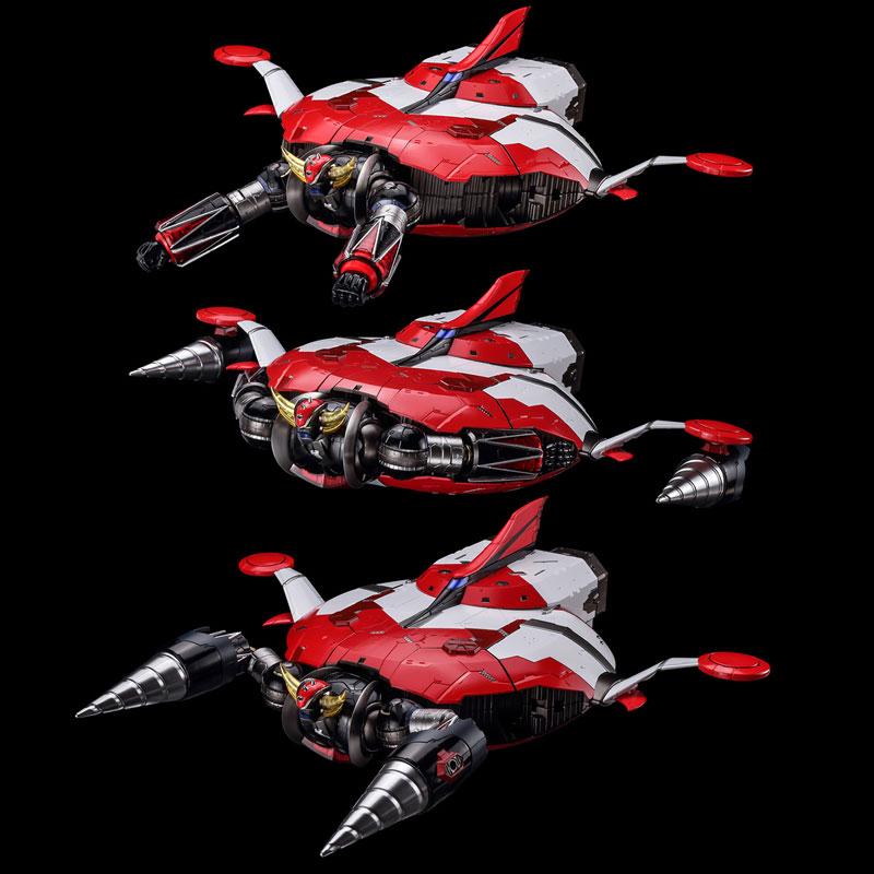 RIOBOT『グレンダイザー & スペイザーセット』UFOロボ グレンダイザー 可変合体アクションフィギュア-017
