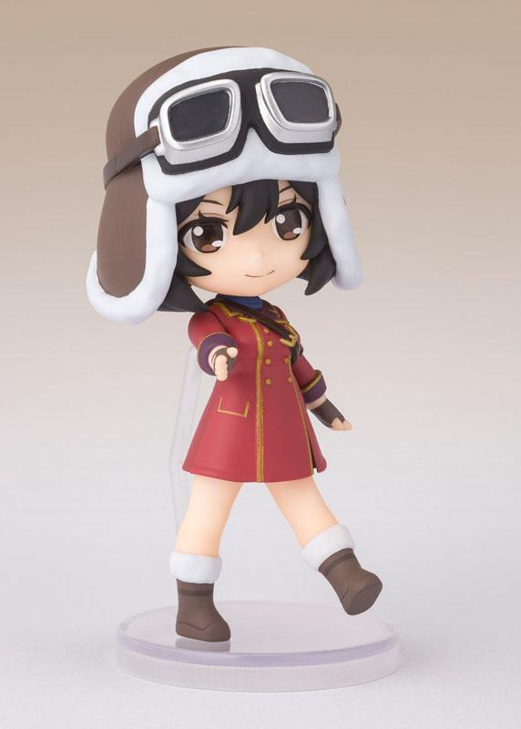 Figuarts mini『キリエ』荒野のコトブキ飛行隊 可動フィギュア-003
