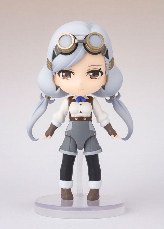 Figuarts mini『キリエ』荒野のコトブキ飛行隊 可動フィギュア-005