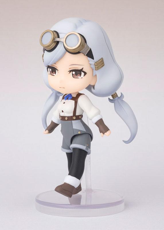 Figuarts mini『キリエ』荒野のコトブキ飛行隊 可動フィギュア-006