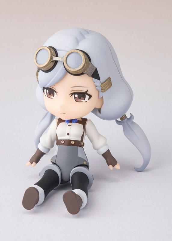 Figuarts mini『キリエ』荒野のコトブキ飛行隊 可動フィギュア-008