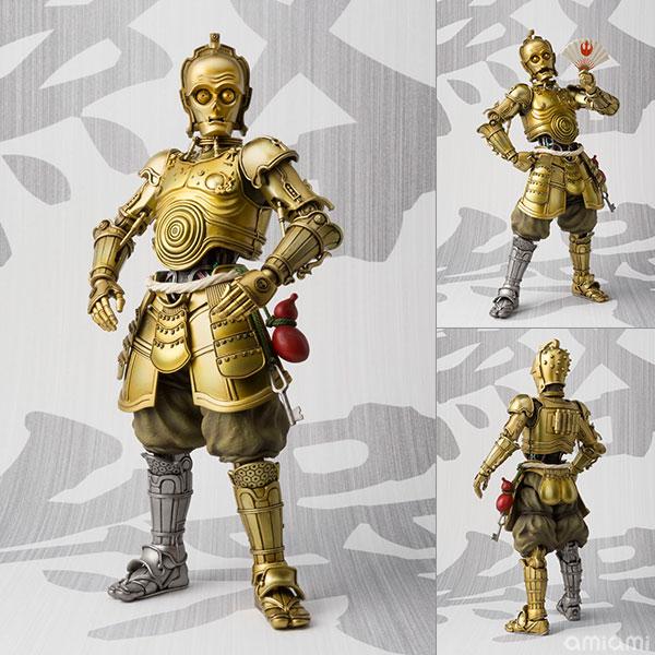 名将MOVIE REALIZATION『翻訳からくりC-3PO』スター・ウォーズ 可動フィギュア