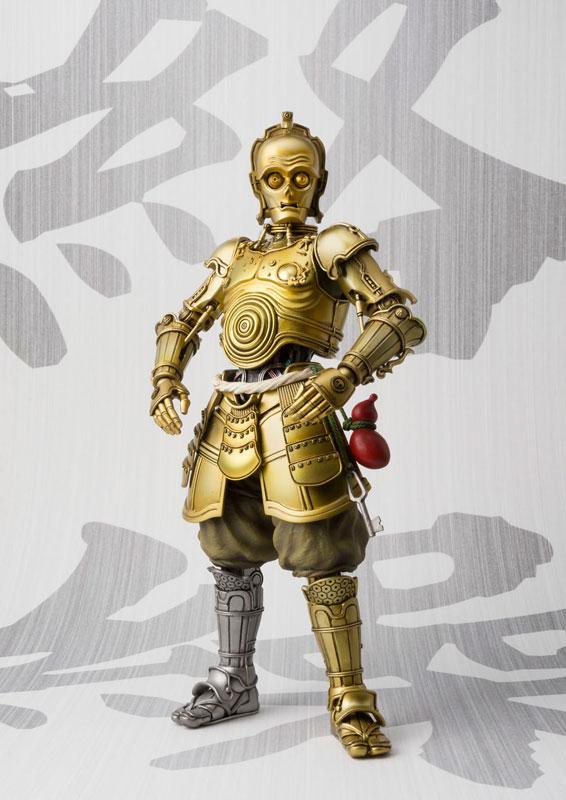 名将MOVIE REALIZATION『翻訳からくりC-3PO』スター・ウォーズ 可動フィギュア-001