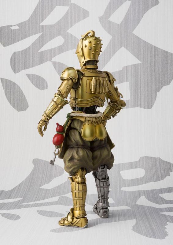 名将MOVIE REALIZATION『翻訳からくりC-3PO』スター・ウォーズ 可動フィギュア-002