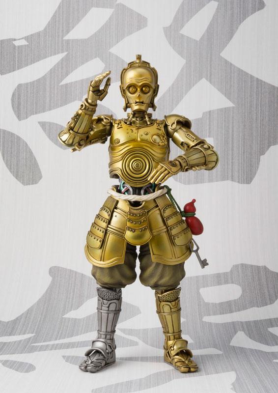 名将MOVIE REALIZATION『翻訳からくりC-3PO』スター・ウォーズ 可動フィギュア-003