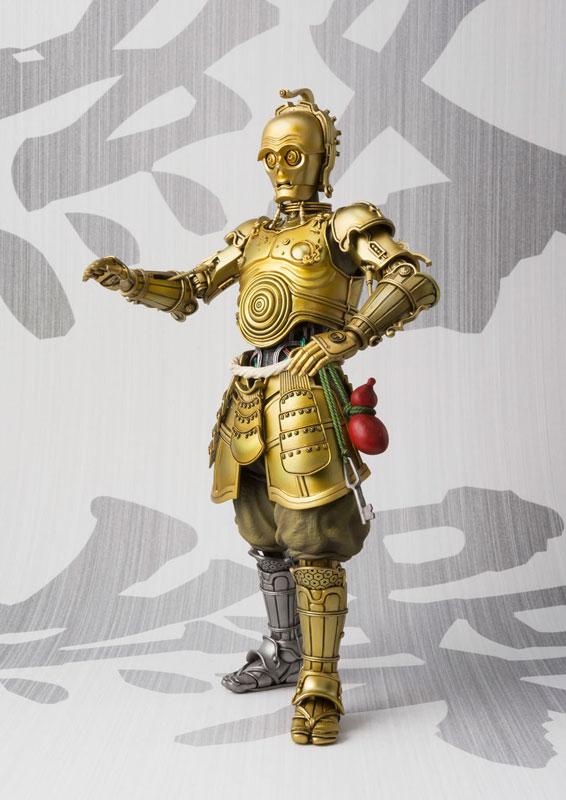名将MOVIE REALIZATION『翻訳からくりC-3PO』スター・ウォーズ 可動フィギュア-004