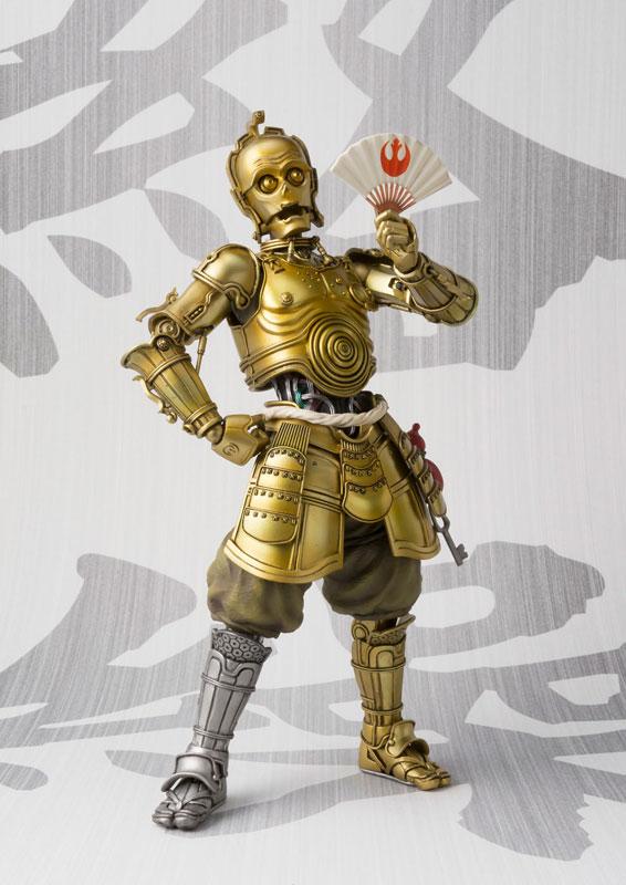 名将MOVIE REALIZATION『翻訳からくりC-3PO』スター・ウォーズ 可動フィギュア-005