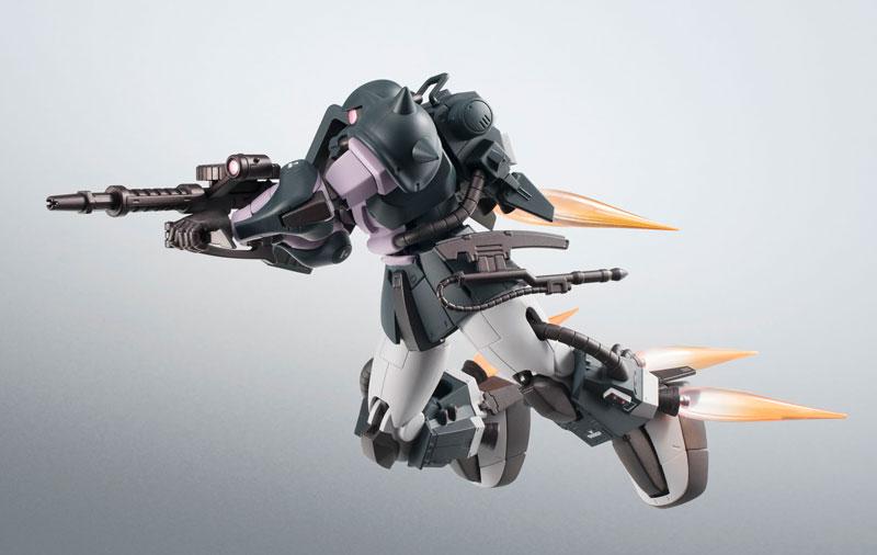 ROBOT魂〈SIDE MS〉『MS-06R-1A 高機動型ザクII ver. A.N.I.M.E.~黒い三連星~』機動戦士ガンダム モビルスーツバリエーション(MSV)可動フィギュア-008