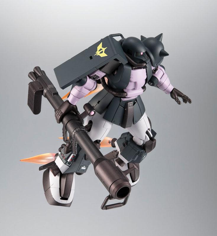 ROBOT魂〈SIDE MS〉『MS-06R-1A 高機動型ザクII ver. A.N.I.M.E.~黒い三連星~』機動戦士ガンダム モビルスーツバリエーション(MSV)可動フィギュア-011