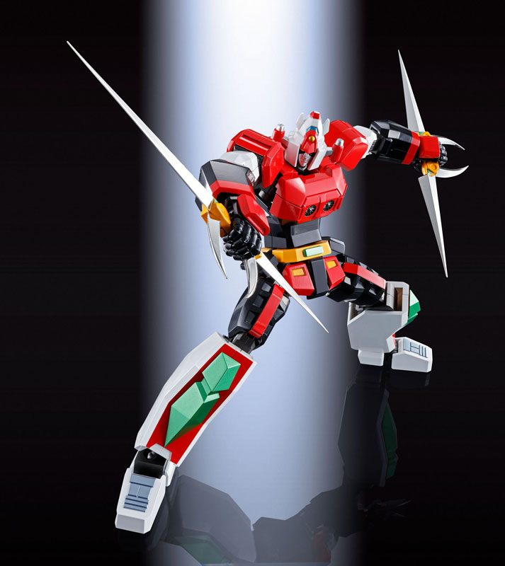 超合金魂『GX-83 闘将ダイモス F.A.』可動フィギュア-005