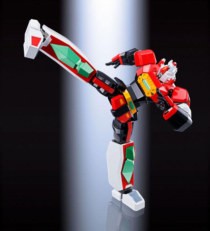 超合金魂『GX-83 闘将ダイモス F.A.』可動フィギュア-008