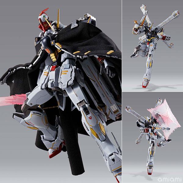 METAL BUILD『クロスボーン・ガンダムX1』機動戦士クロスボーン・ガンダム 可動フィギュア