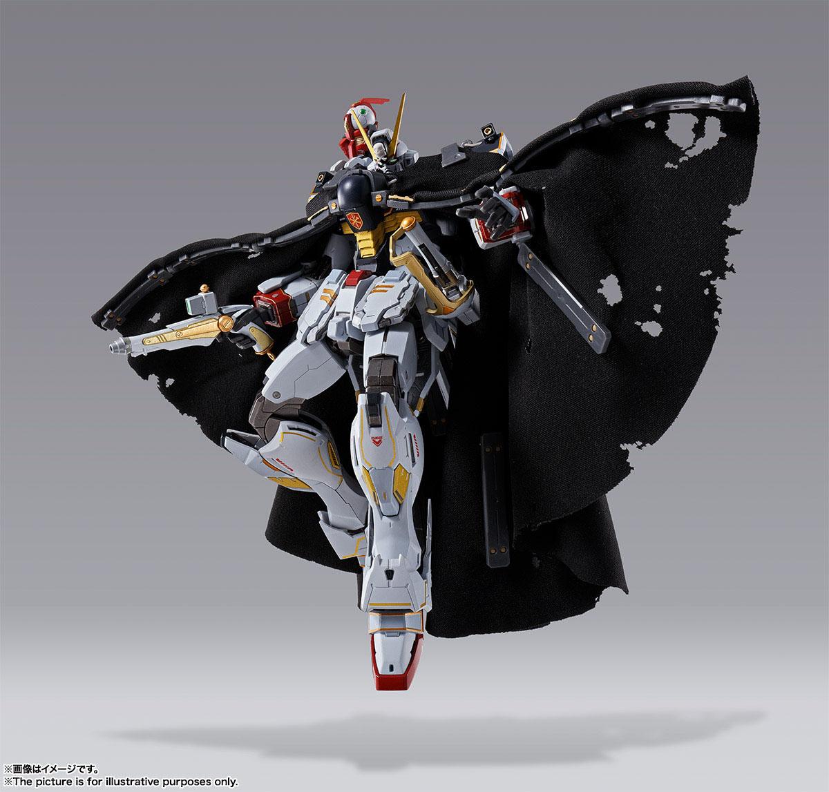 METAL BUILD『クロスボーン・ガンダムX1』機動戦士クロスボーン・ガンダム 可動フィギュア-001