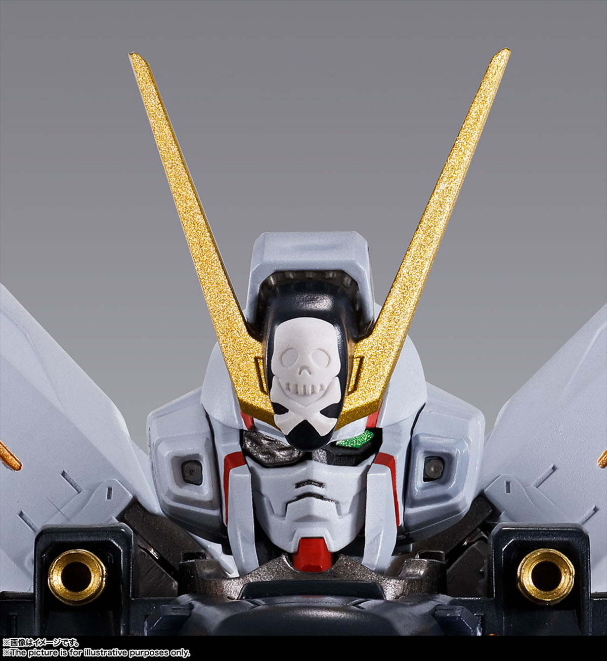 METAL BUILD『クロスボーン・ガンダムX1』機動戦士クロスボーン・ガンダム 可動フィギュア-013