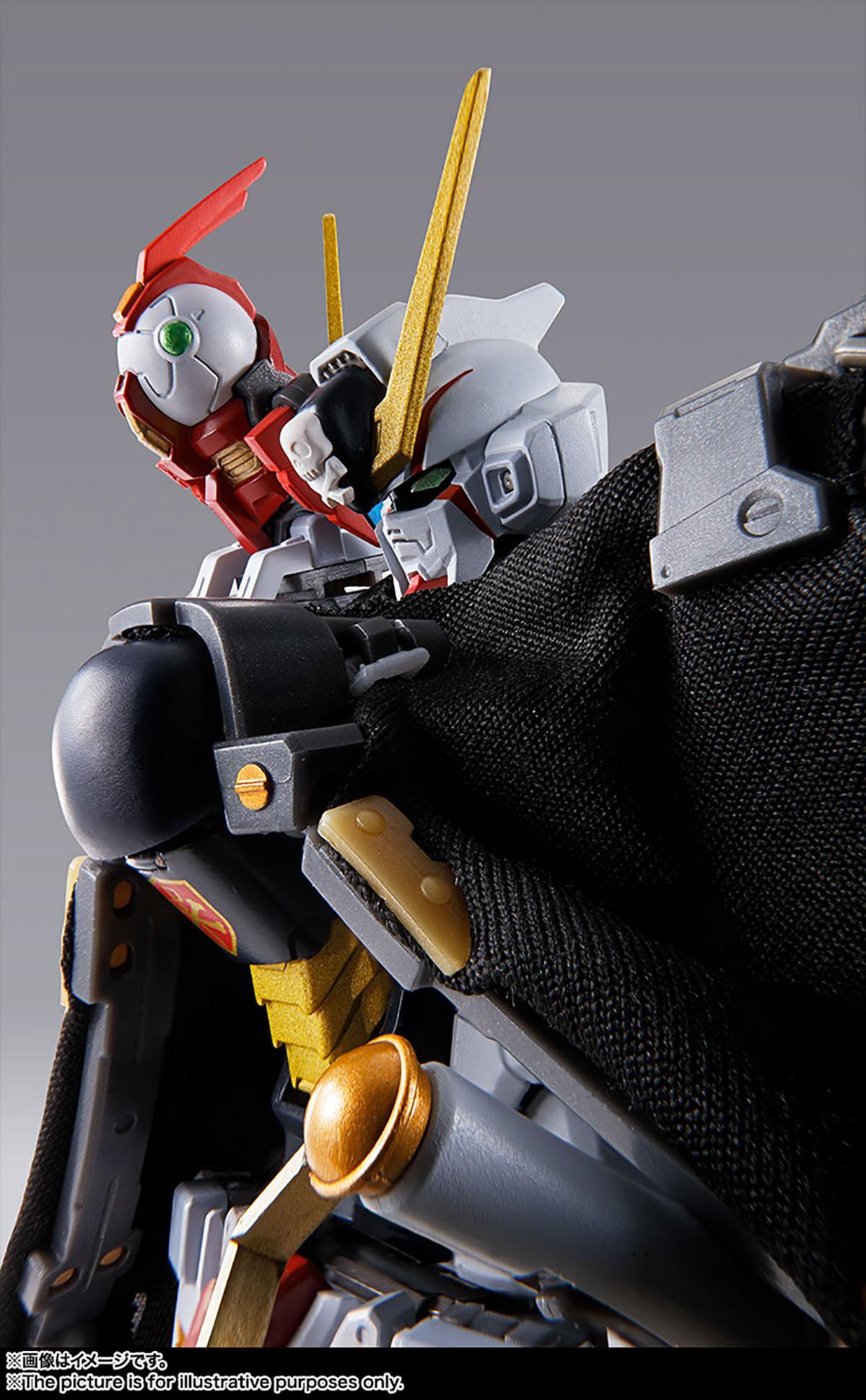 METAL BUILD『クロスボーン・ガンダムX1』機動戦士クロスボーン・ガンダム 可動フィギュア-014