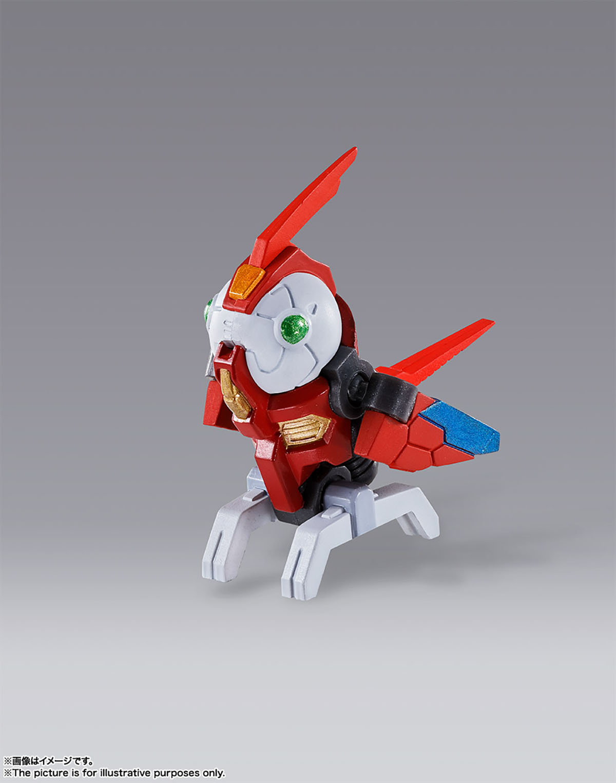 METAL BUILD『クロスボーン・ガンダムX1』機動戦士クロスボーン・ガンダム 可動フィギュア-015