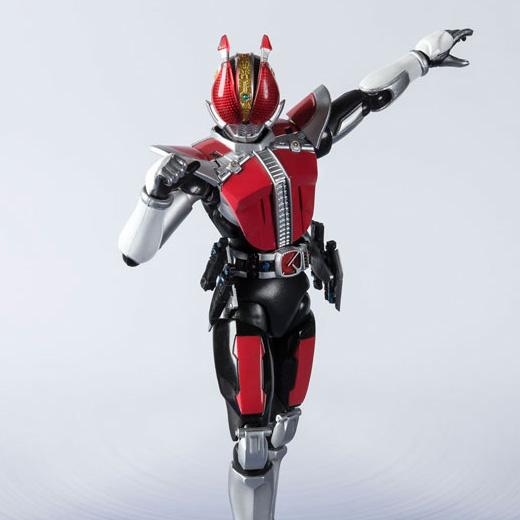 S.H.フィギュアーツ『仮面ライダー電王 ソードフォーム -Kamen Rider Kicks Ver.-』可動フィギュア