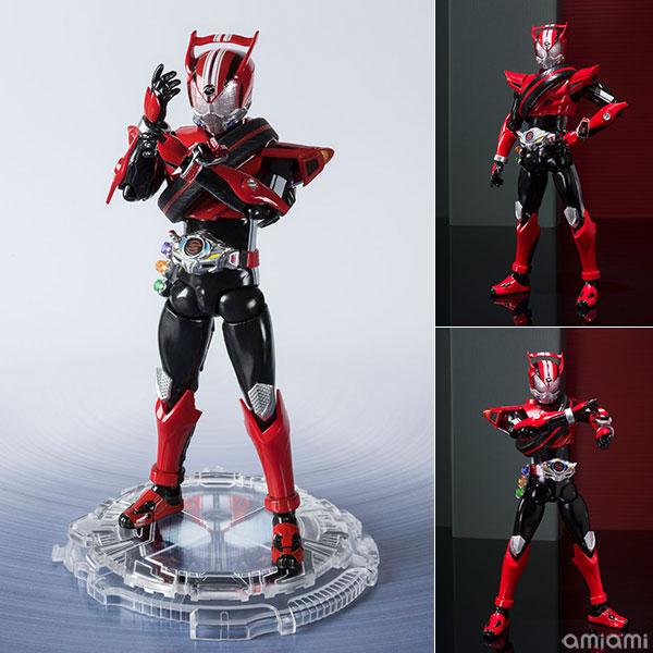 S.H.フィギュアーツ『仮面ライダードライブ タイプスピード -Kamen Rider Kicks Ver.-』可動フィギュア