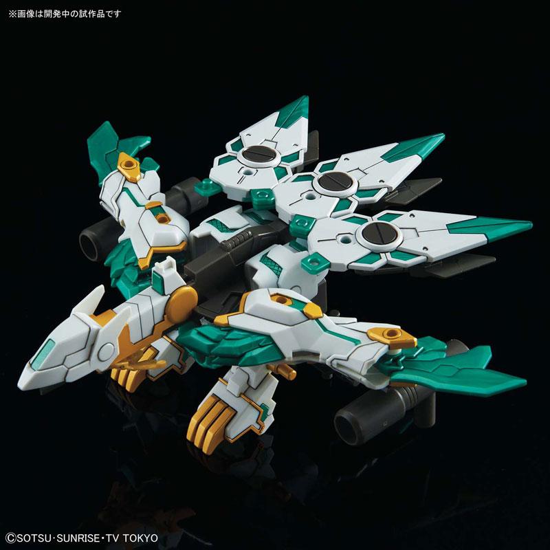SDBD『GBN-ベースガンダム』ガンダムビルドダイバーズ プラモデル-003