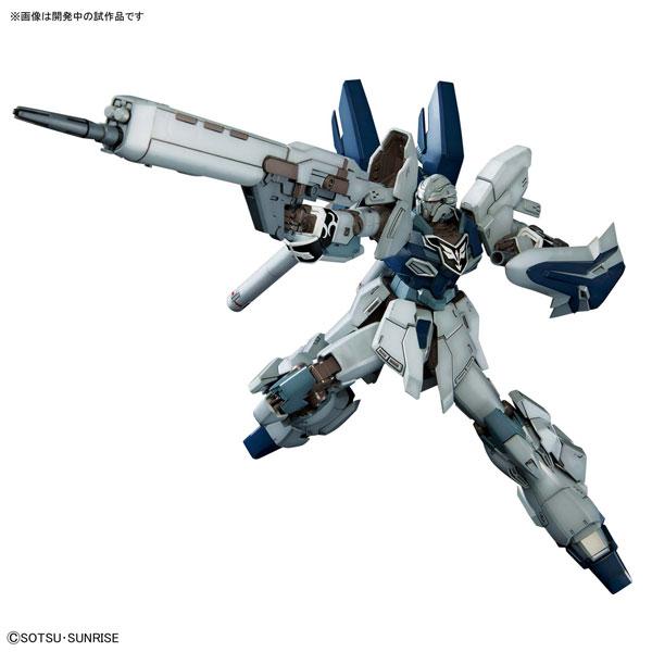 MG 1/100『シナンジュ・スタイン(ナラティブVer.)』プラモデル