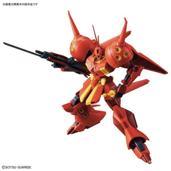 HGUC 1/144『R・ジャジャ プラモデル』機動戦士ガンダムZZ プラモデル