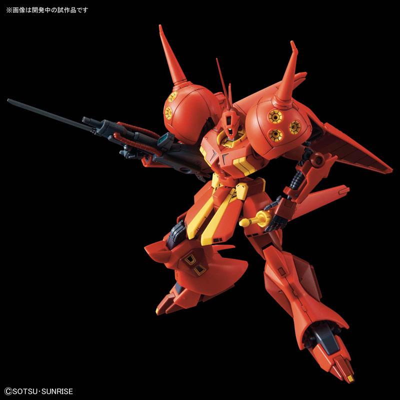 HGUC 1/144『R・ジャジャ プラモデル』機動戦士ガンダムZZ プラモデル-001