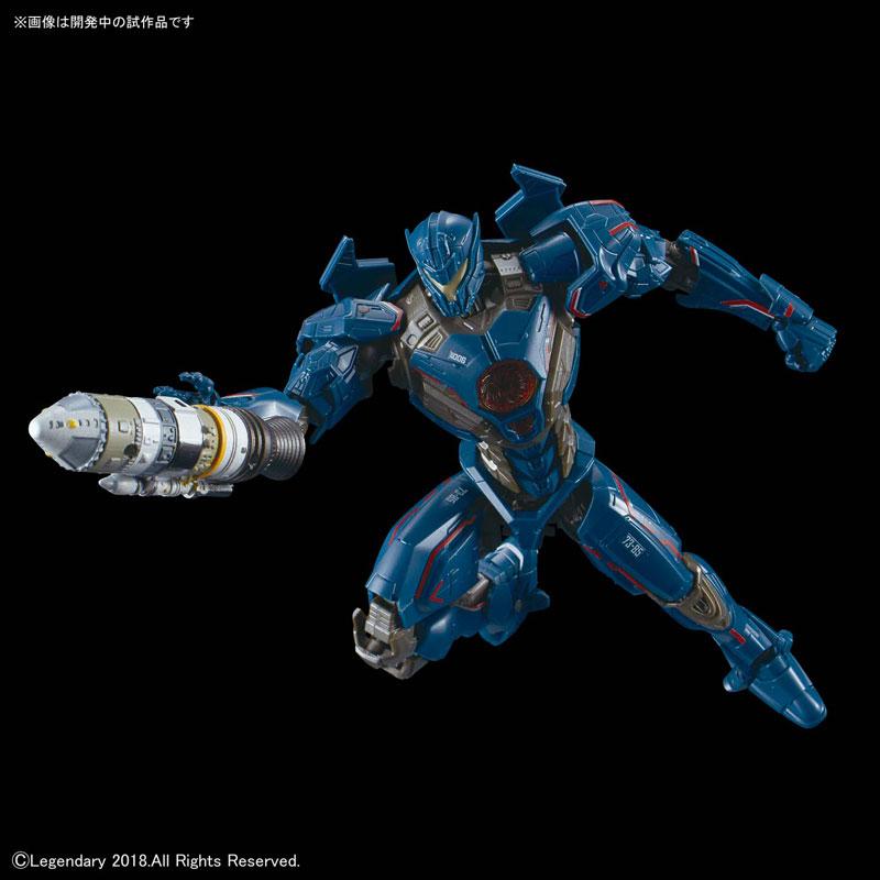 HG『ジプシー・アベンジャー(最終決戦仕様)』パシフィック・リム: アップライジング プラモデル-001
