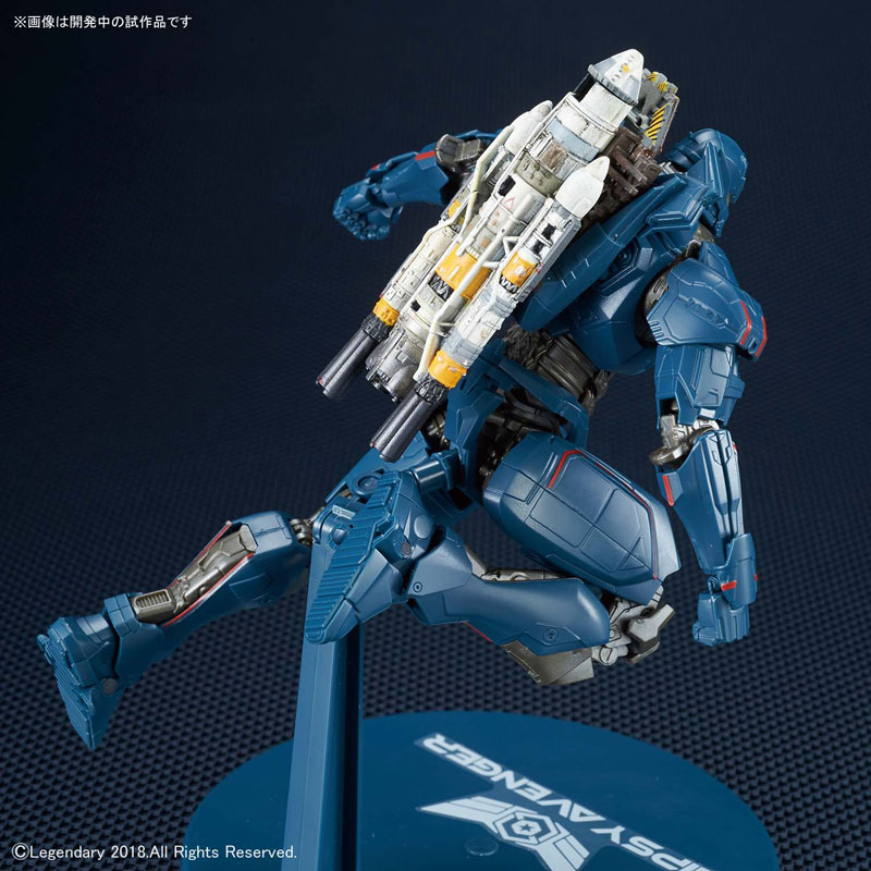 HG『ジプシー・アベンジャー(最終決戦仕様)』パシフィック・リム: アップライジング プラモデル-002