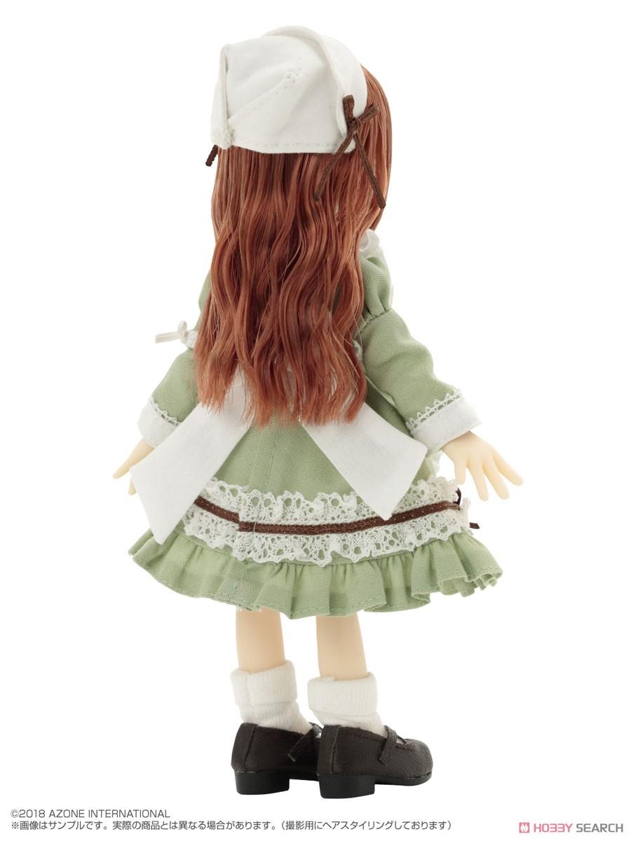 Lil'Fairy ~ちいさな ちいさなお手伝いさん~『ミィル』完成品ドール-005