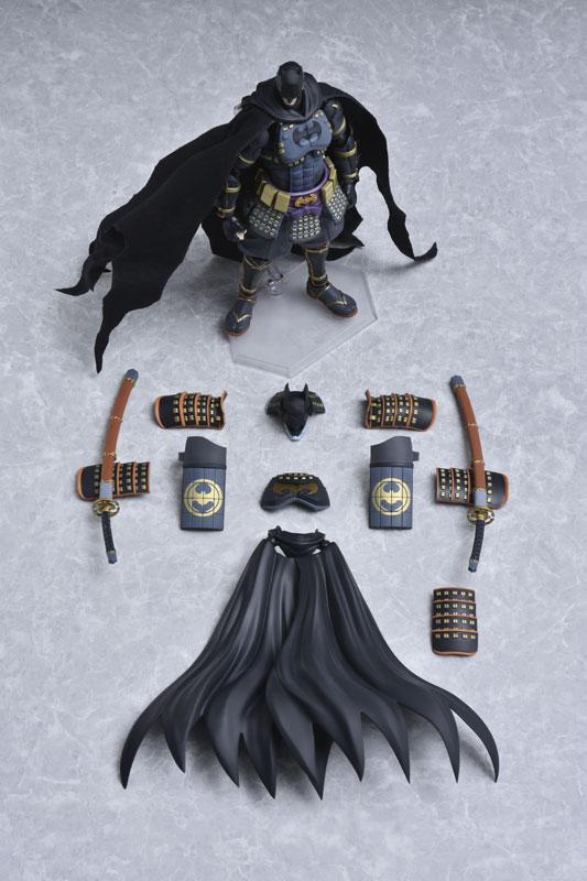figma『ニンジャバットマン DX戦国エディション』可動フィギュア-005