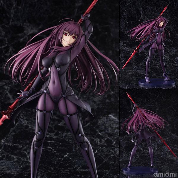 【再販】Fate/Grand Order『ランサー/スカサハ』 1/7 完成品フィギュア