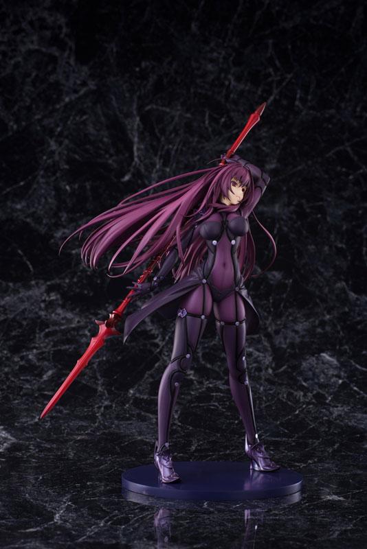 【再販】Fate/Grand Order『ランサー/スカサハ』 1/7 完成品フィギュア-003