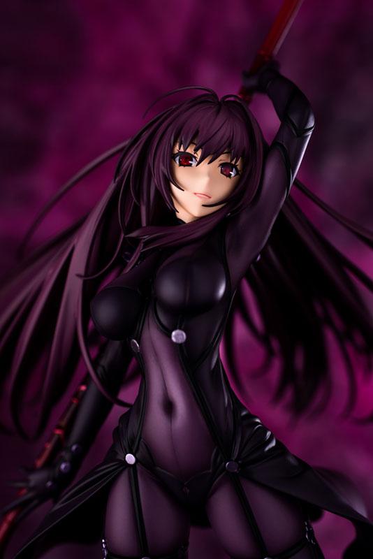 【再販】Fate/Grand Order『ランサー/スカサハ』 1/7 完成品フィギュア-005