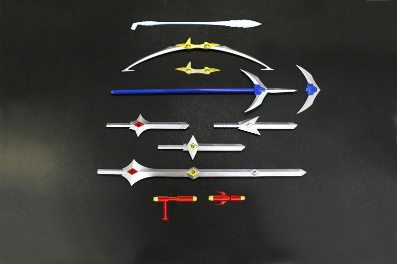 フューチャークエスト  GRAND ACTION BIGSIZE MODEL『アルベガス』光速電神アルベガス 合体可動フィギュア-013