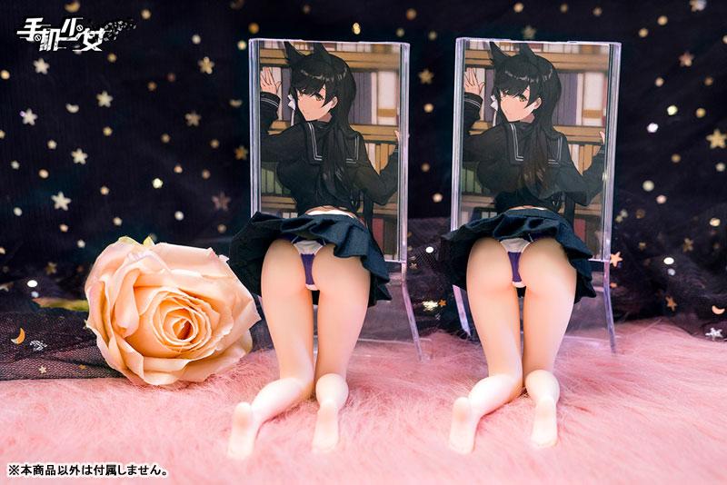 ケイタイ娘 × アズールレーン『愛宕 モバイルスタンド』1/6 完成品フィギュア-006