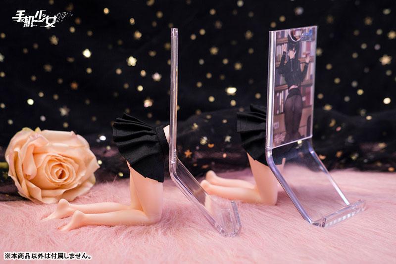 ケイタイ娘 × アズールレーン『愛宕 モバイルスタンド』1/6 完成品フィギュア-009