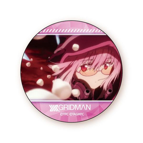グリッドマン『SSSS.GRIDMAN トレーディング缶バッジ アカネスペシャル』18個入りBOX-004