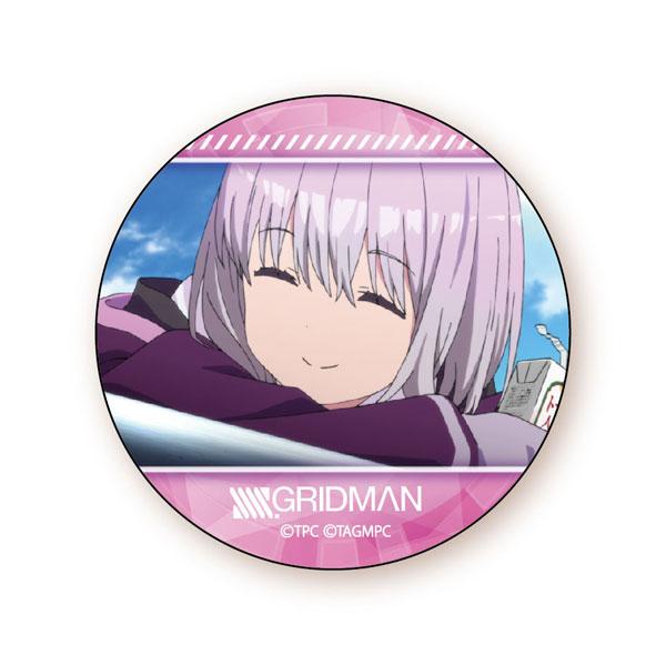 グリッドマン『SSSS.GRIDMAN トレーディング缶バッジ アカネスペシャル』18個入りBOX-007