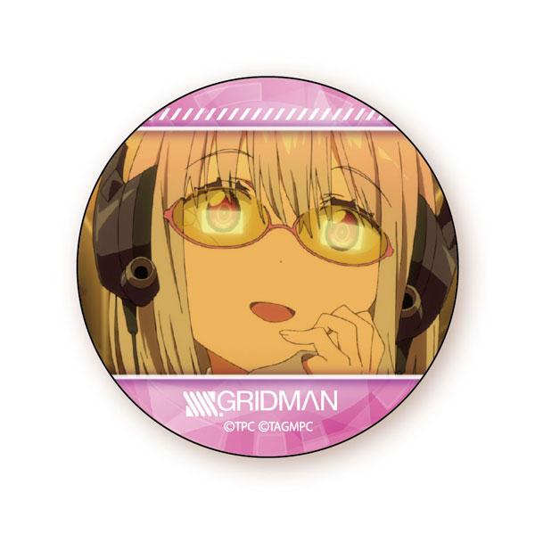 グリッドマン『SSSS.GRIDMAN トレーディング缶バッジ アカネスペシャル』18個入りBOX-008